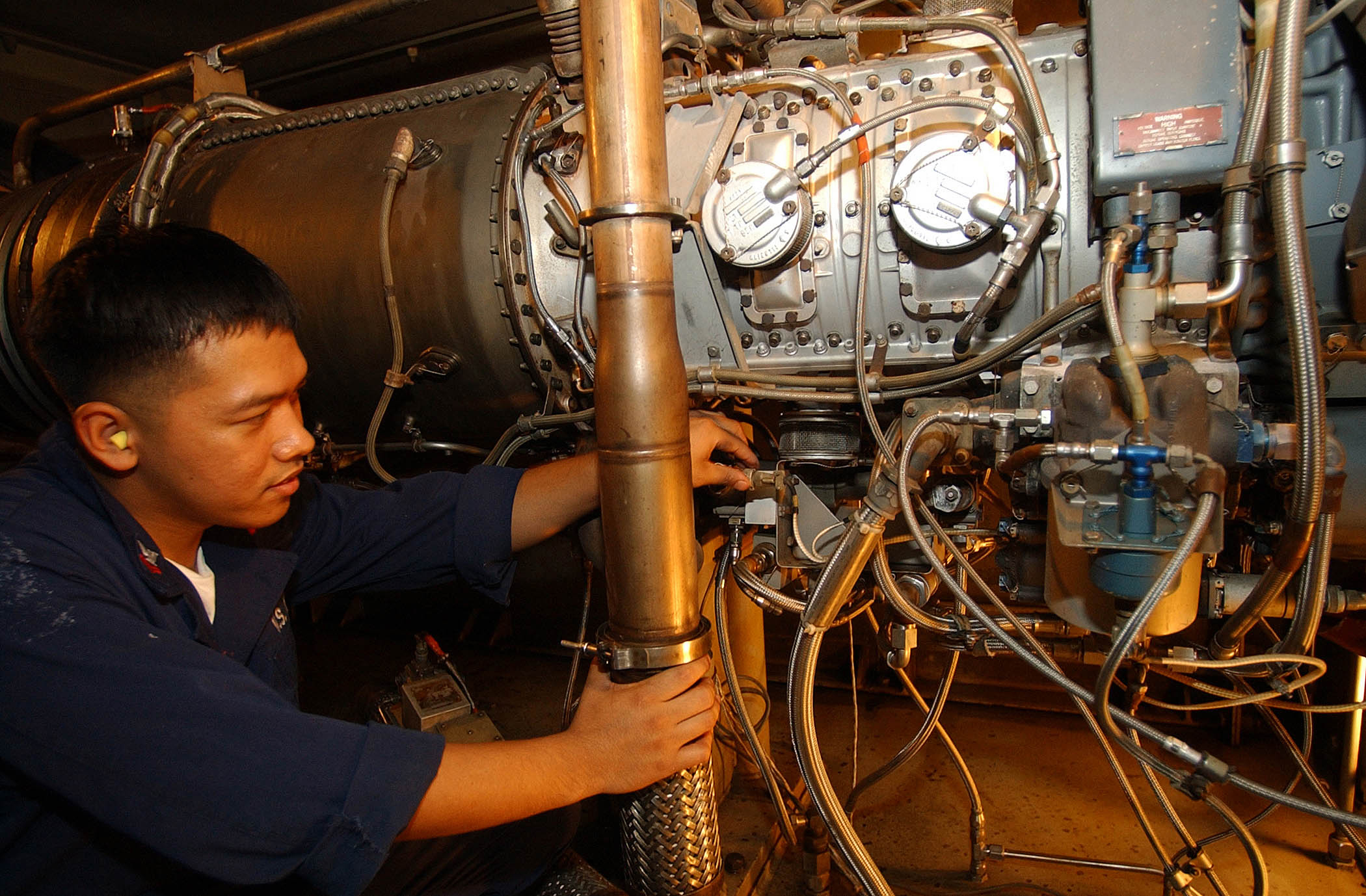 File US Navy N 5471P 070 Gas Turbine Systems Technician