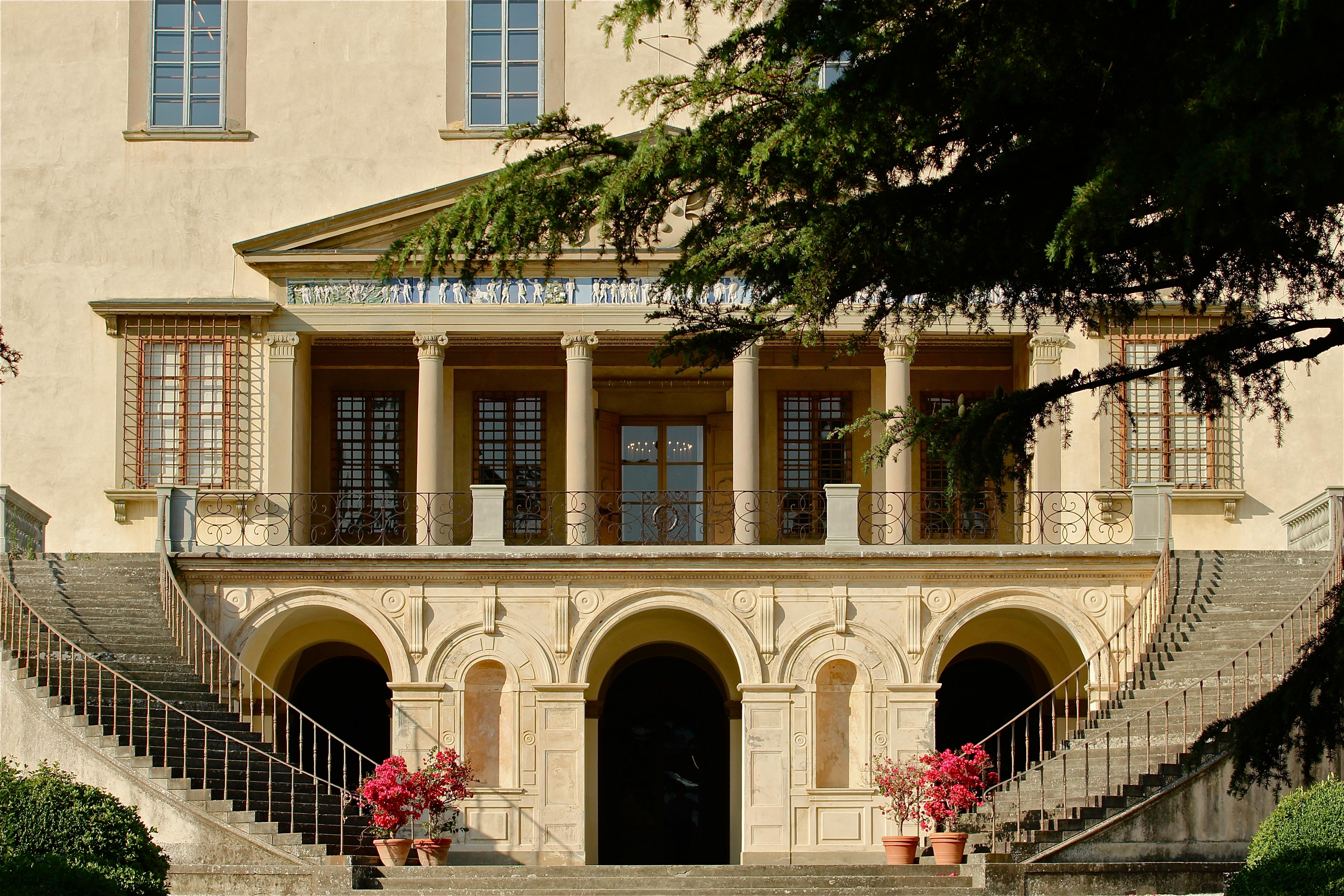 Villa medicea di Poggio a Caiano - Wikiwand