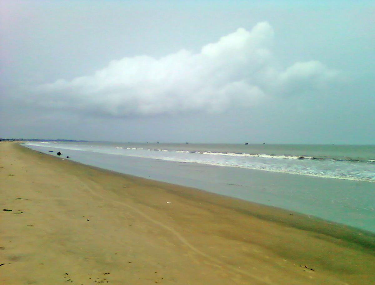 Image result for kakinada beach