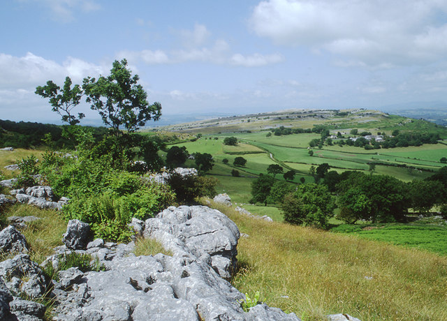 View from Hutton Roof Crags - geograph.org.uk - 1053118