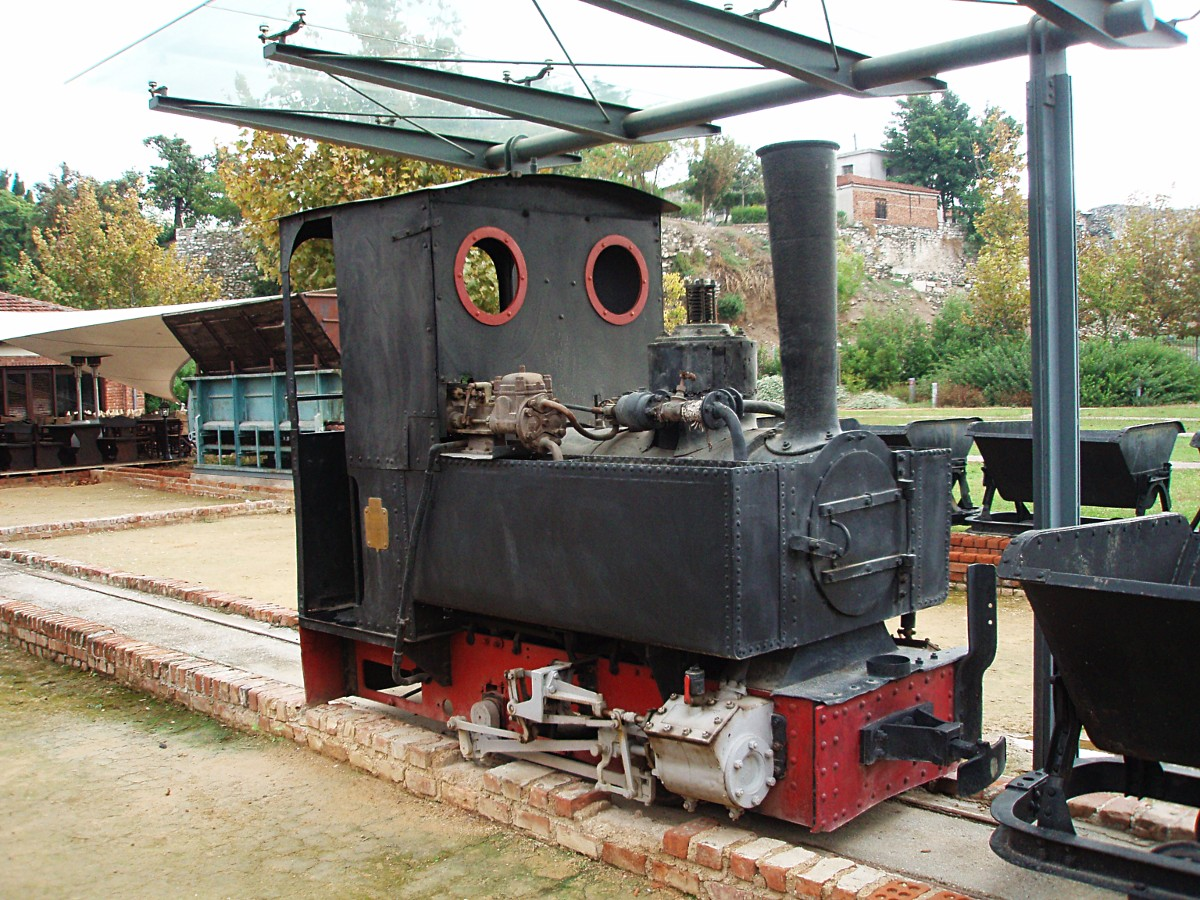 File Volos Decauville Locomotive Jpg Wikimedia Commons