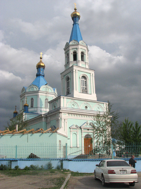 Semey – Travel guide at Wikivoyage