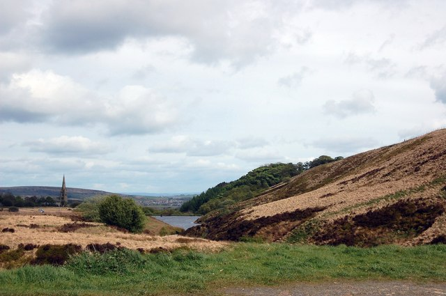 Wards Reservoir - geograph.org.uk - 1287568
