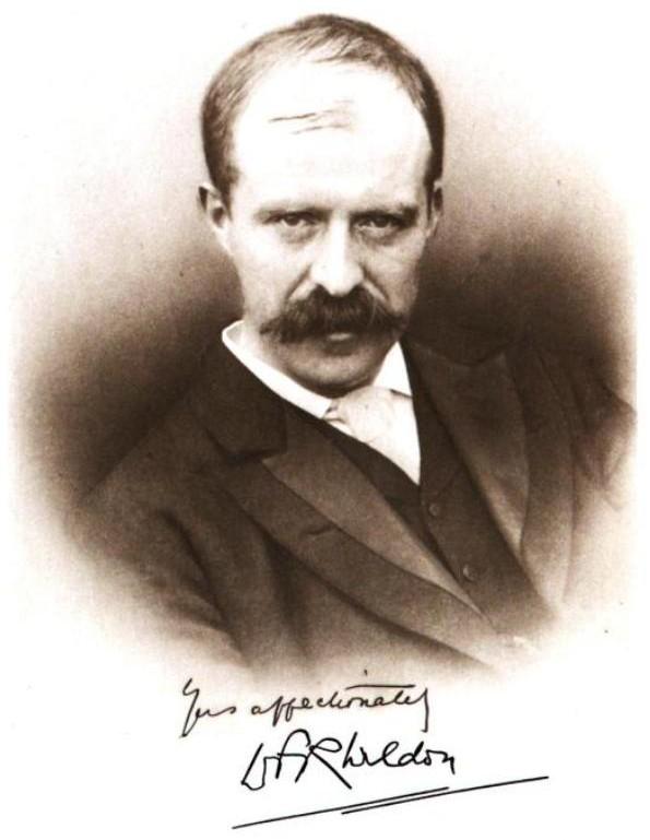 Walter Frank Raphael Weldon