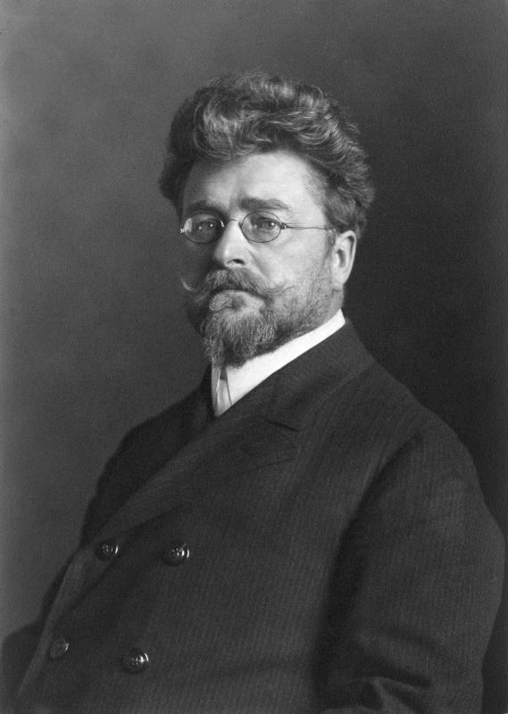 Ludwig Ganghofer Größe