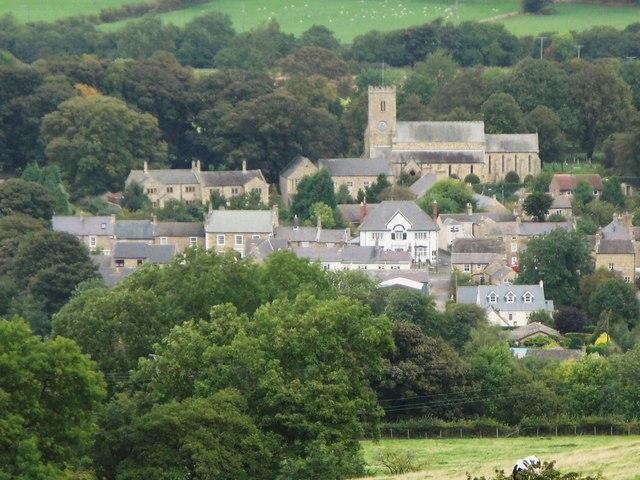 Wolsingham - geograph.org.uk - 1581010