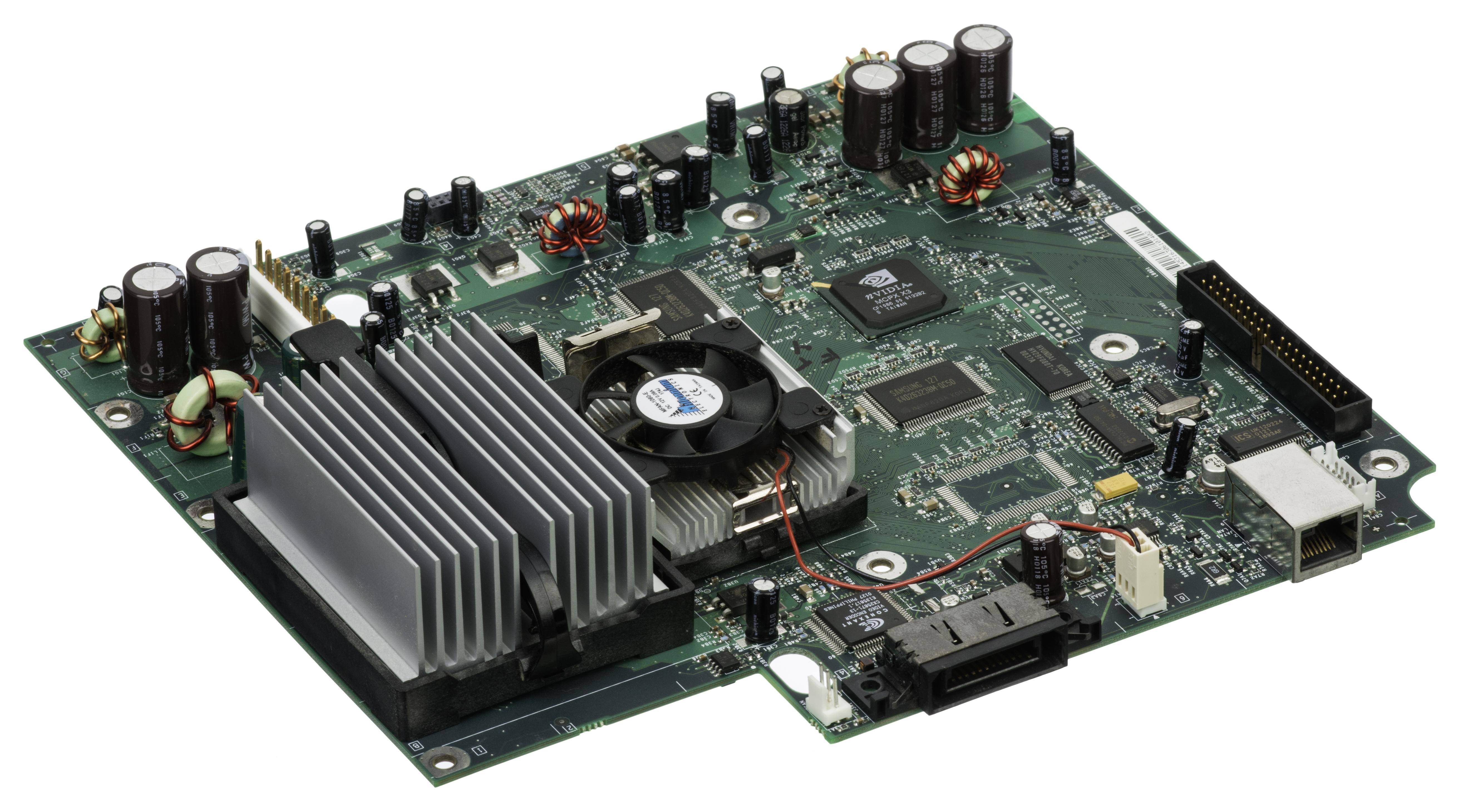 Original Xbox 360 Motherboard Slim 5240x2920