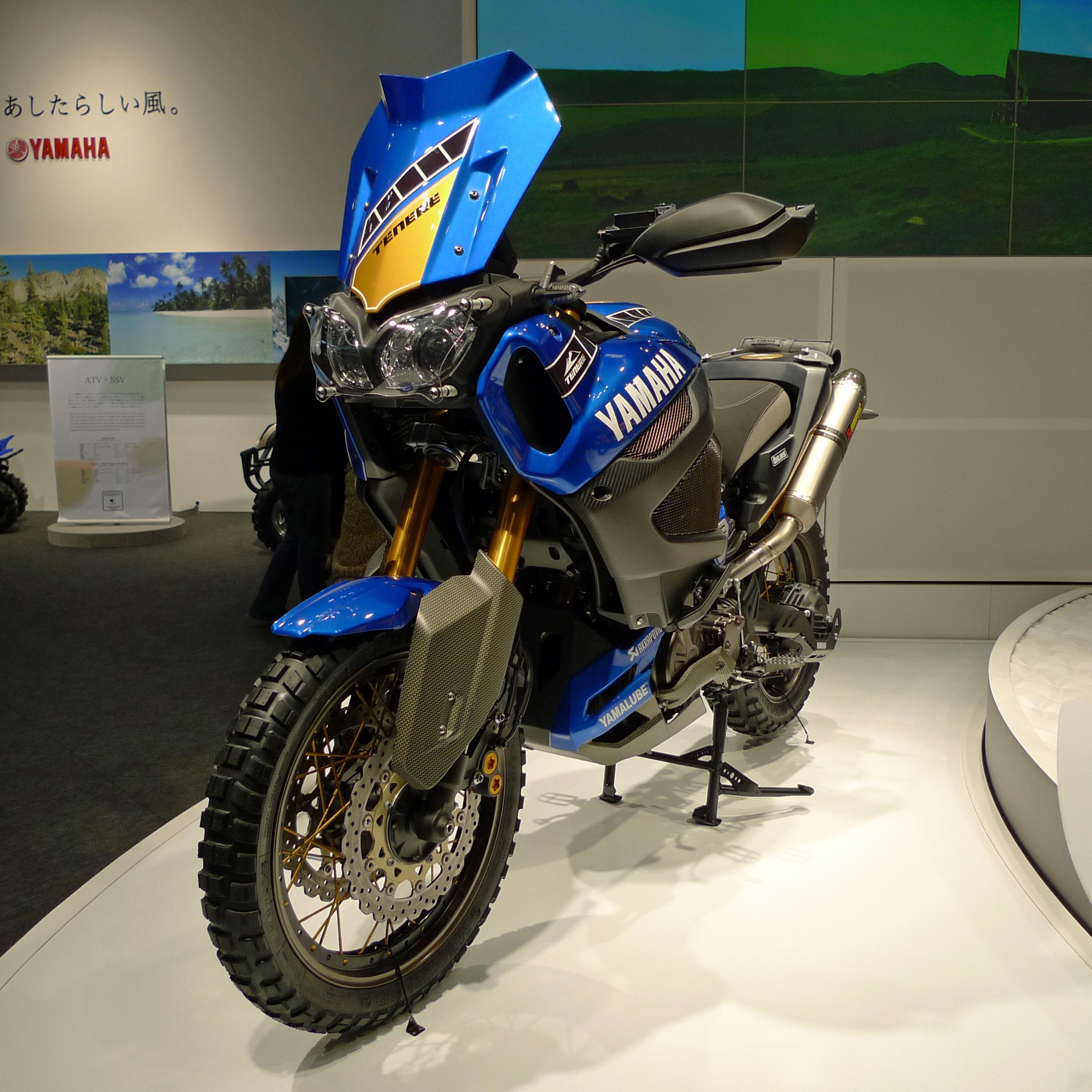 Yamaha Super Tenere Xtz