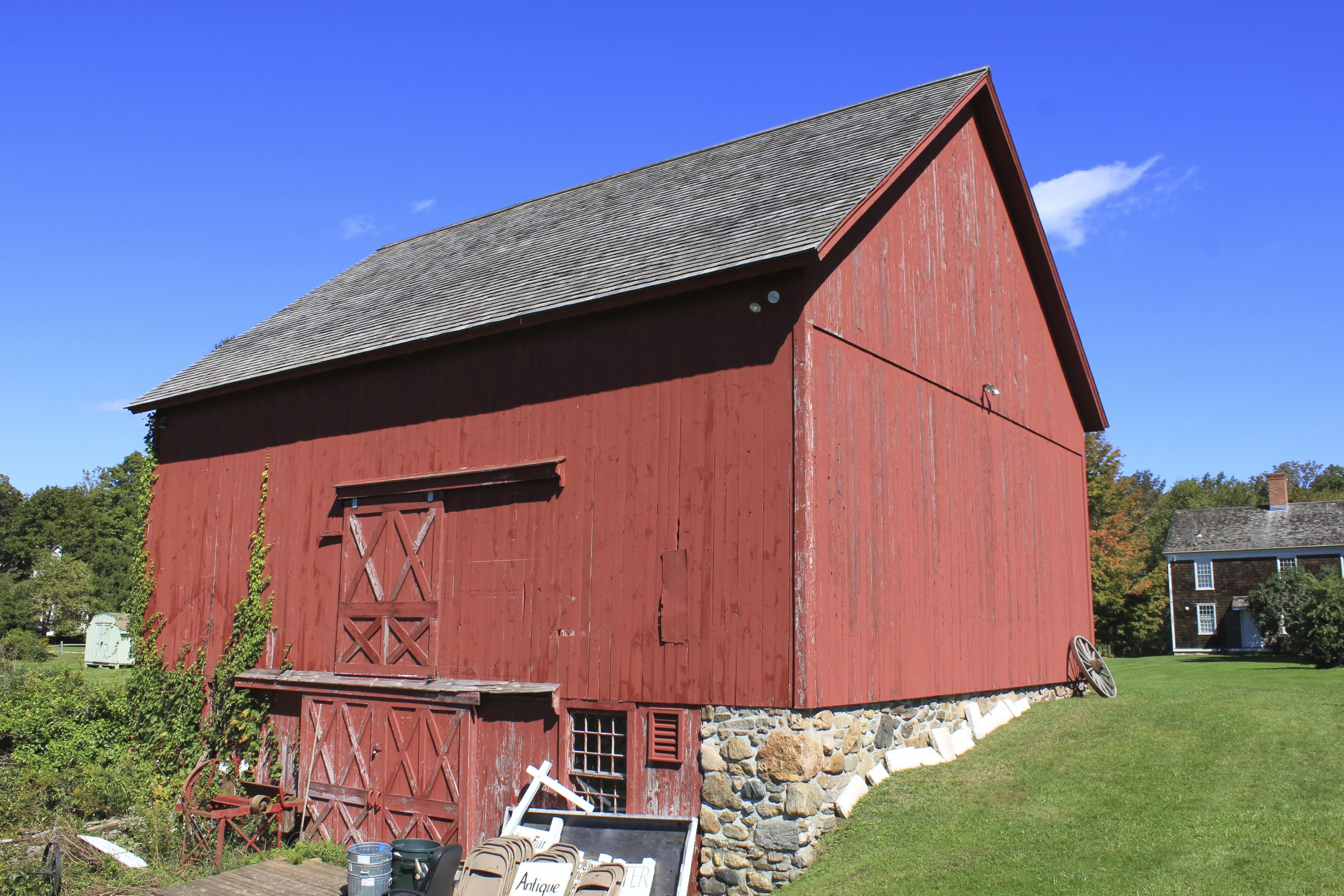 File Zalmon Read Barn Back View Jpg Wikimedia Commons