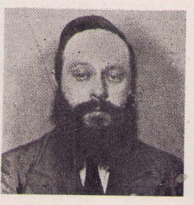 Alexander Zusia Friedman