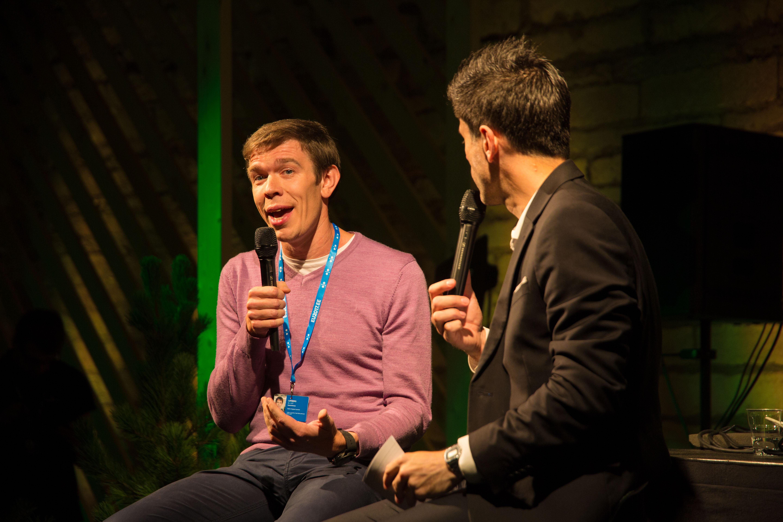 """Networking event for journalists with the Estonian startup community"" (36778739723).jpg Photo: Ivan Panasjuk (EU2017EE) Date 28 September"