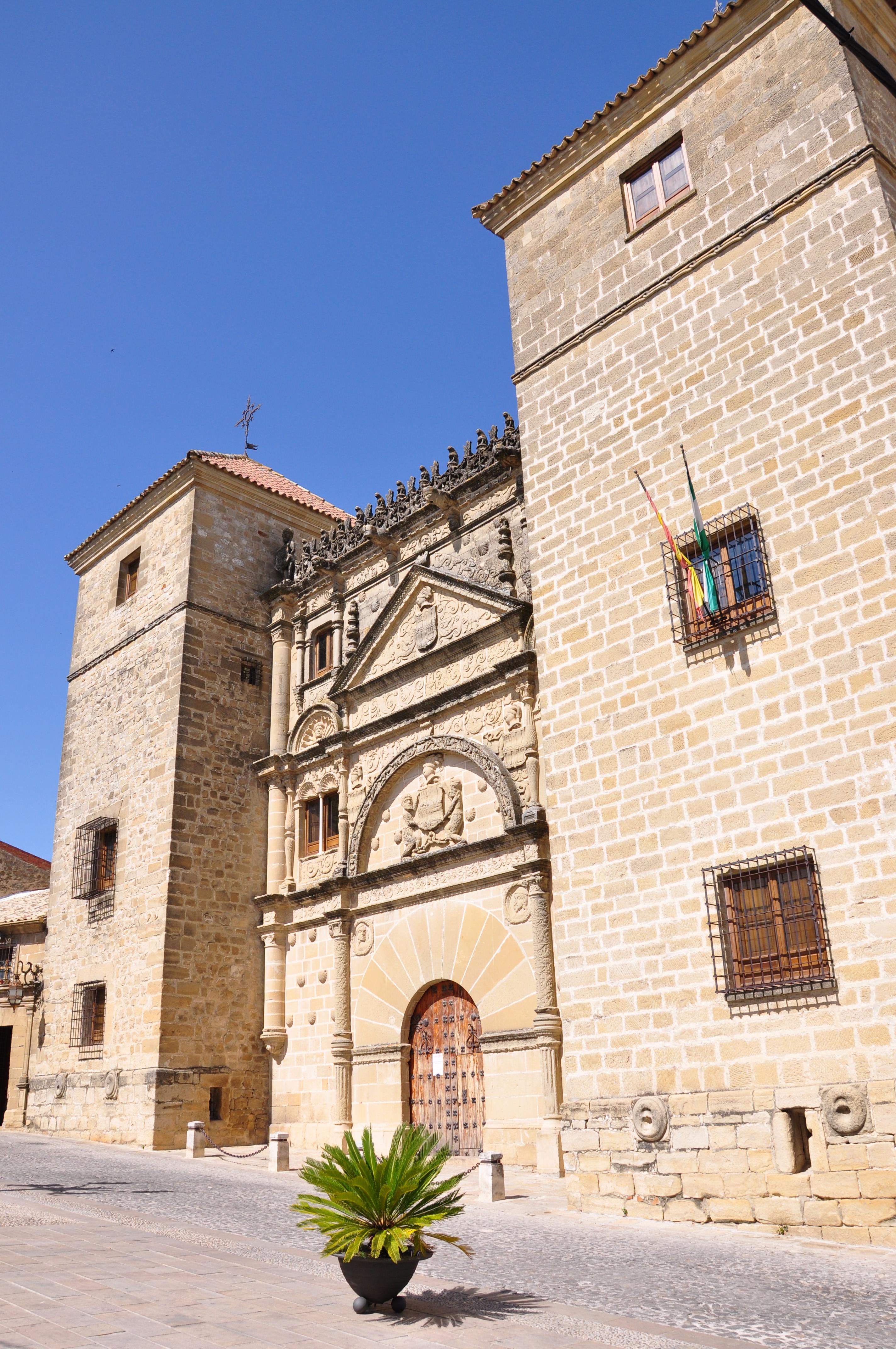 File úbeda Casa De Las Torres Jpg Wikimedia Commons