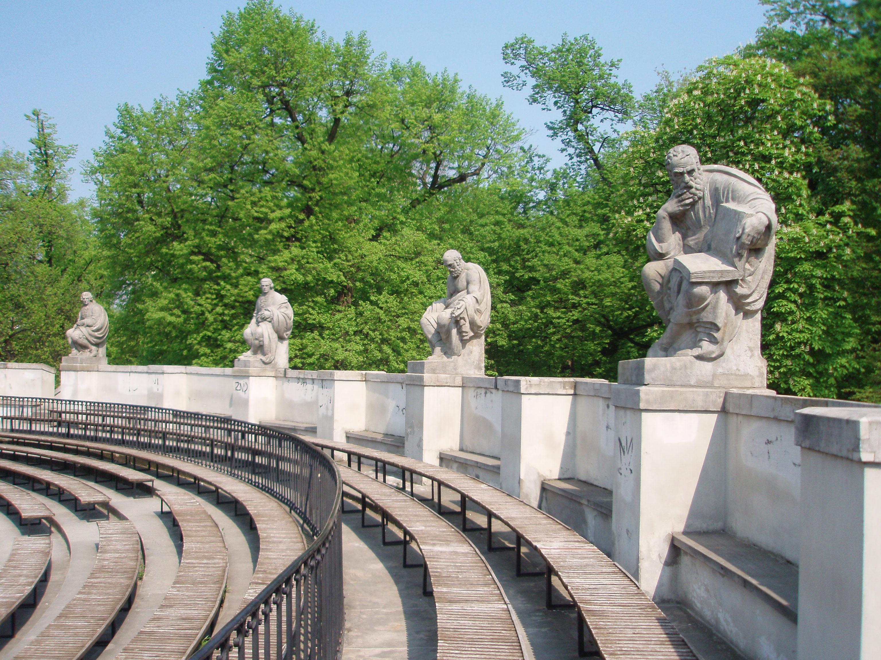 Filełazienki Królewskie Panoramio 10jpg Wikimedia