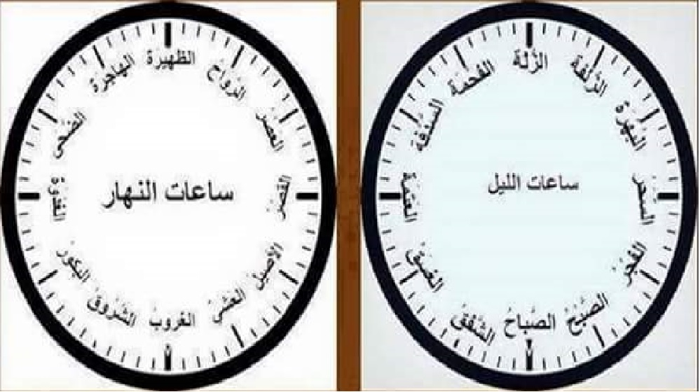 59d3f306b أسماء ساعات الليل والنهار عند العرب - ويكيبيديا، الموسوعة الحرة