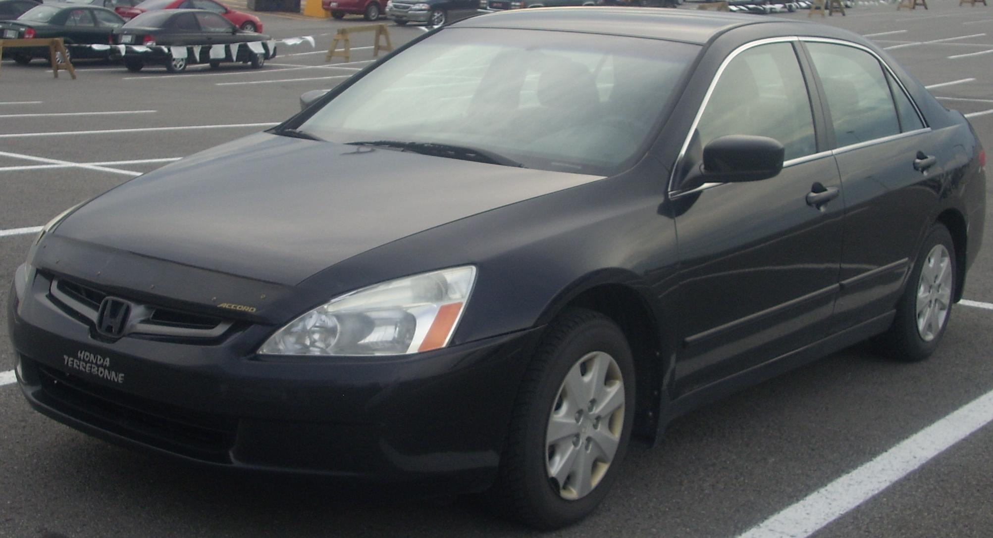 File:'03-'04 Honda Accord Sedan (Les chauds vendredis '10 ...
