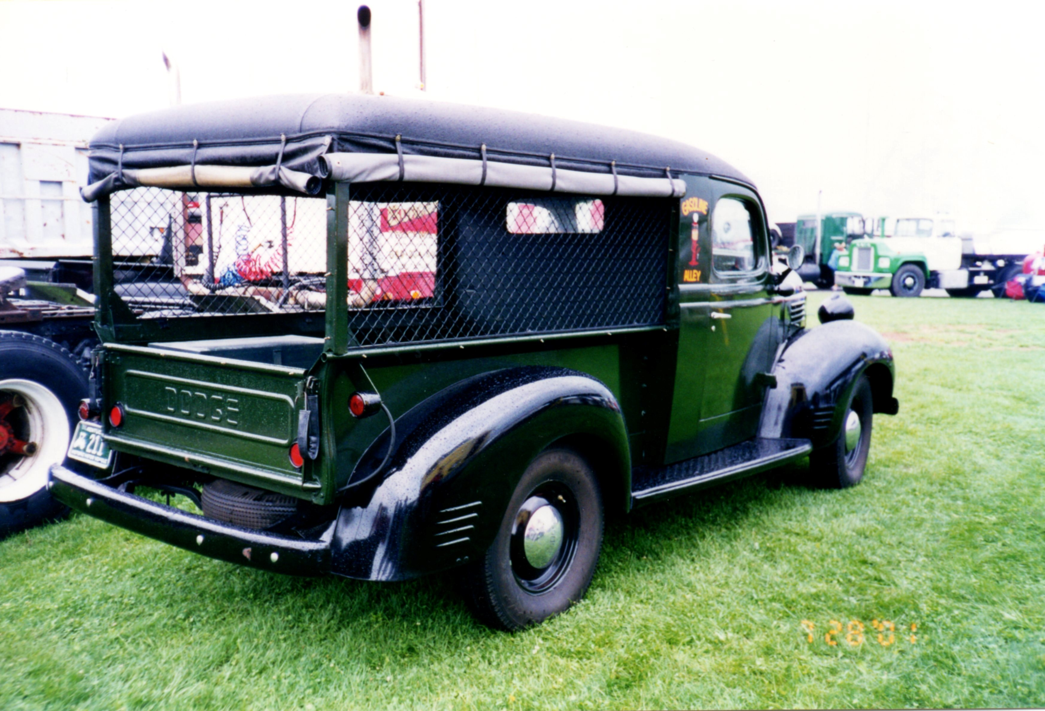 File1940 Dodge Canopy Express - 02.jpg  sc 1 st  Wikimedia Commons & File:1940 Dodge Canopy Express - 02.jpg - Wikimedia Commons