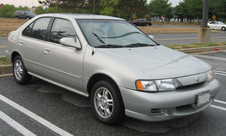 1999 Nissan Sentra Partsopen