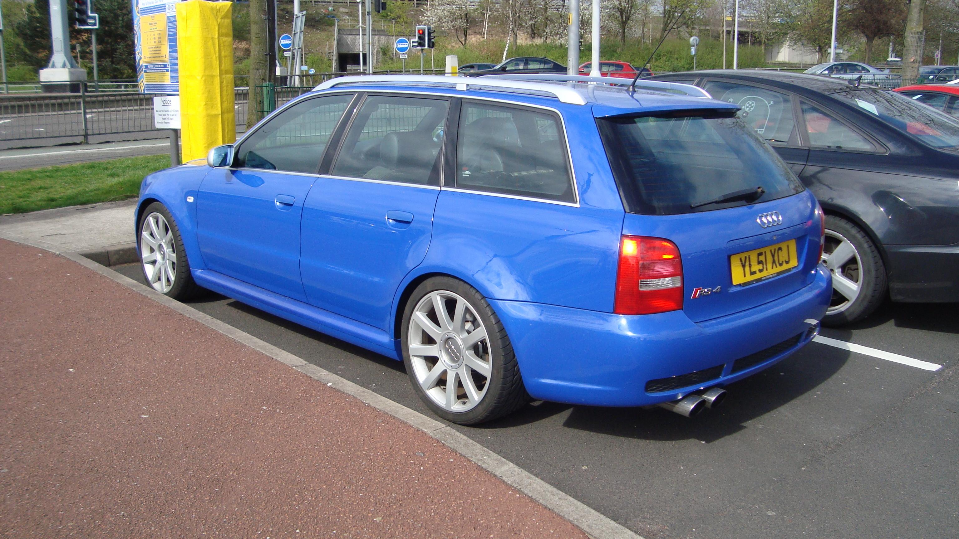 File 2001 Audi Rs4 Avant 13825030954 Jpg Wikimedia Commons
