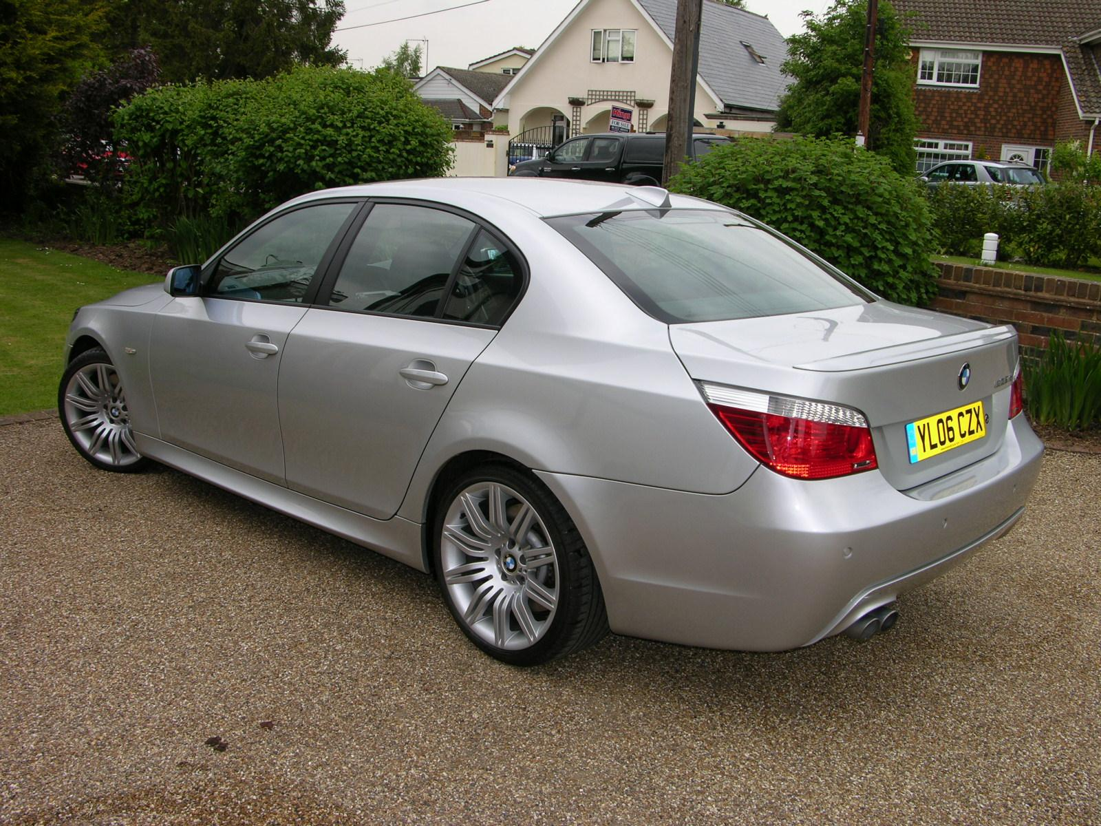 File 2006 Bmw 535d M Sport Flickr The Car Spy 1