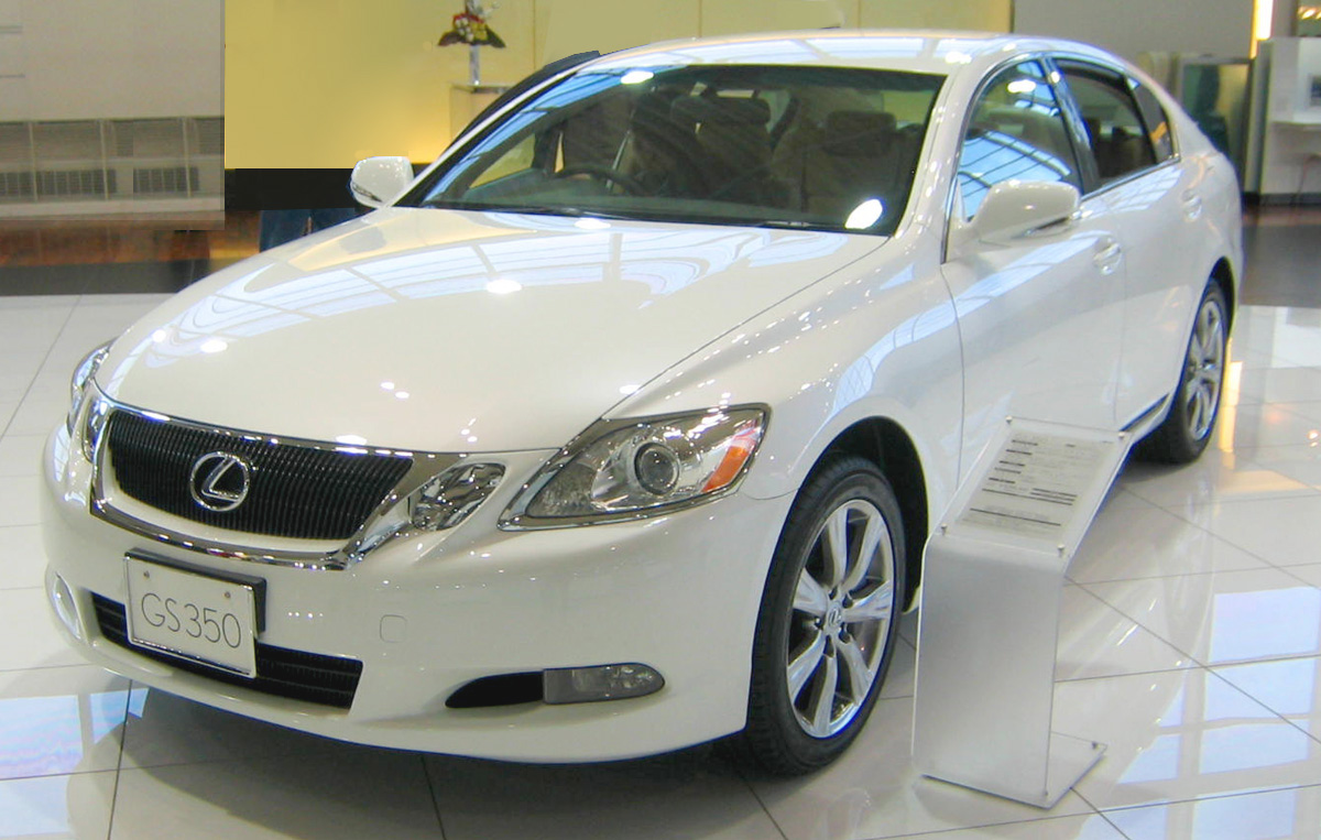 Fastest Cars  2009 Lexus GS 350 PICTURES