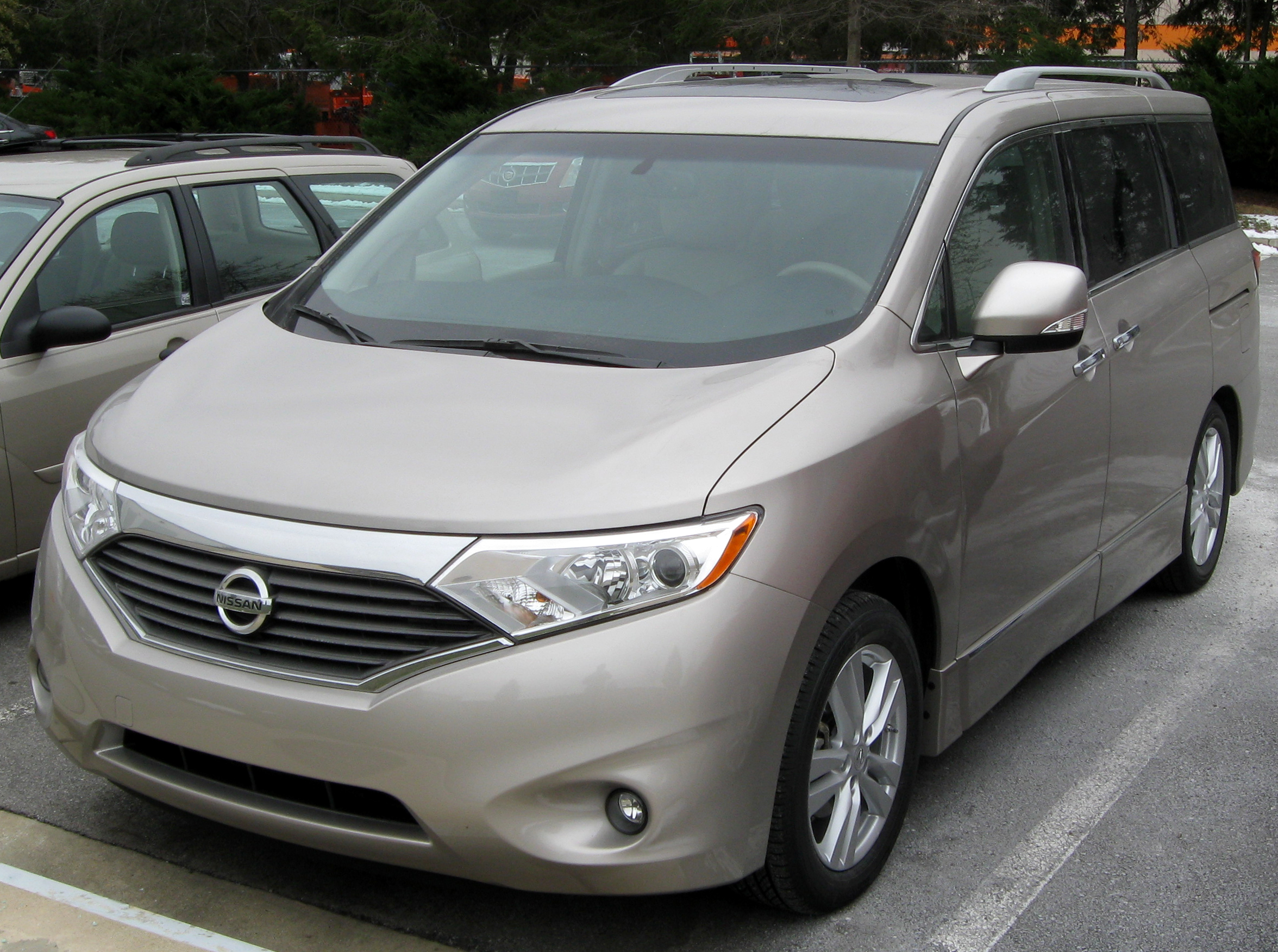 file:2011 nissan quest le -- 12-22-2010 - wikimedia commons