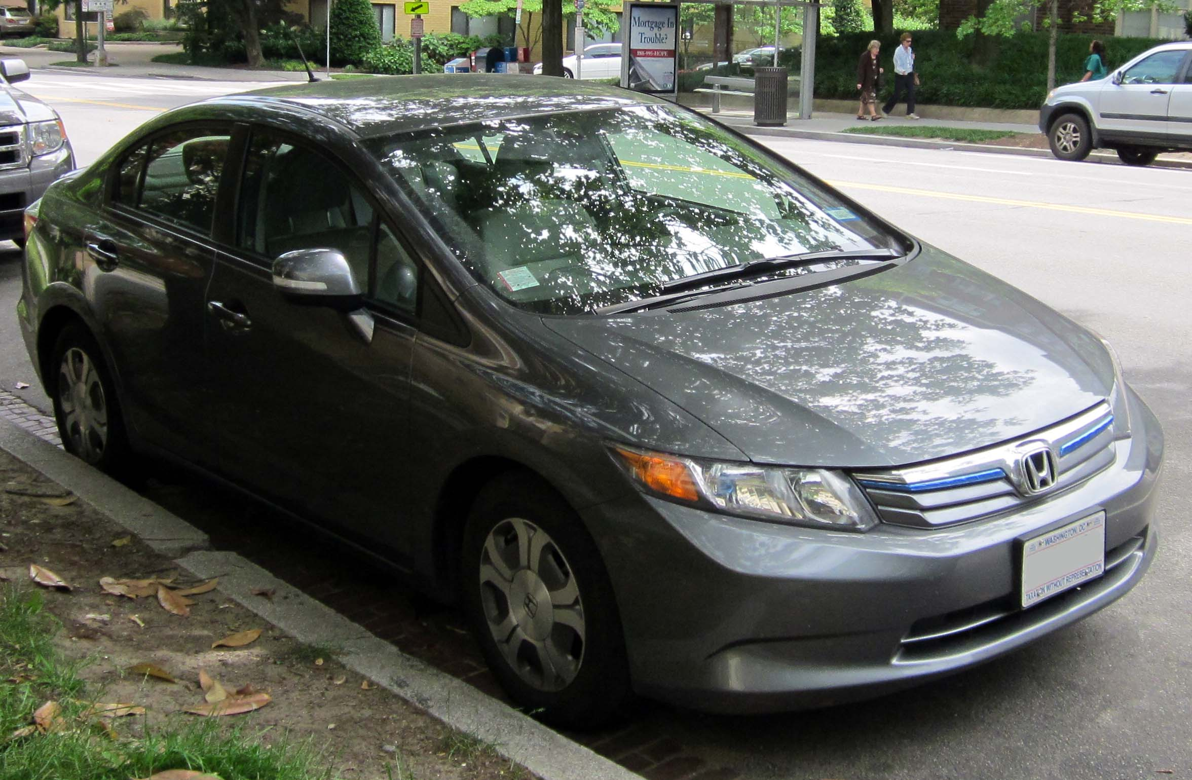 File:2012 Honda Civic Hybrid    05 20 2012.JPG