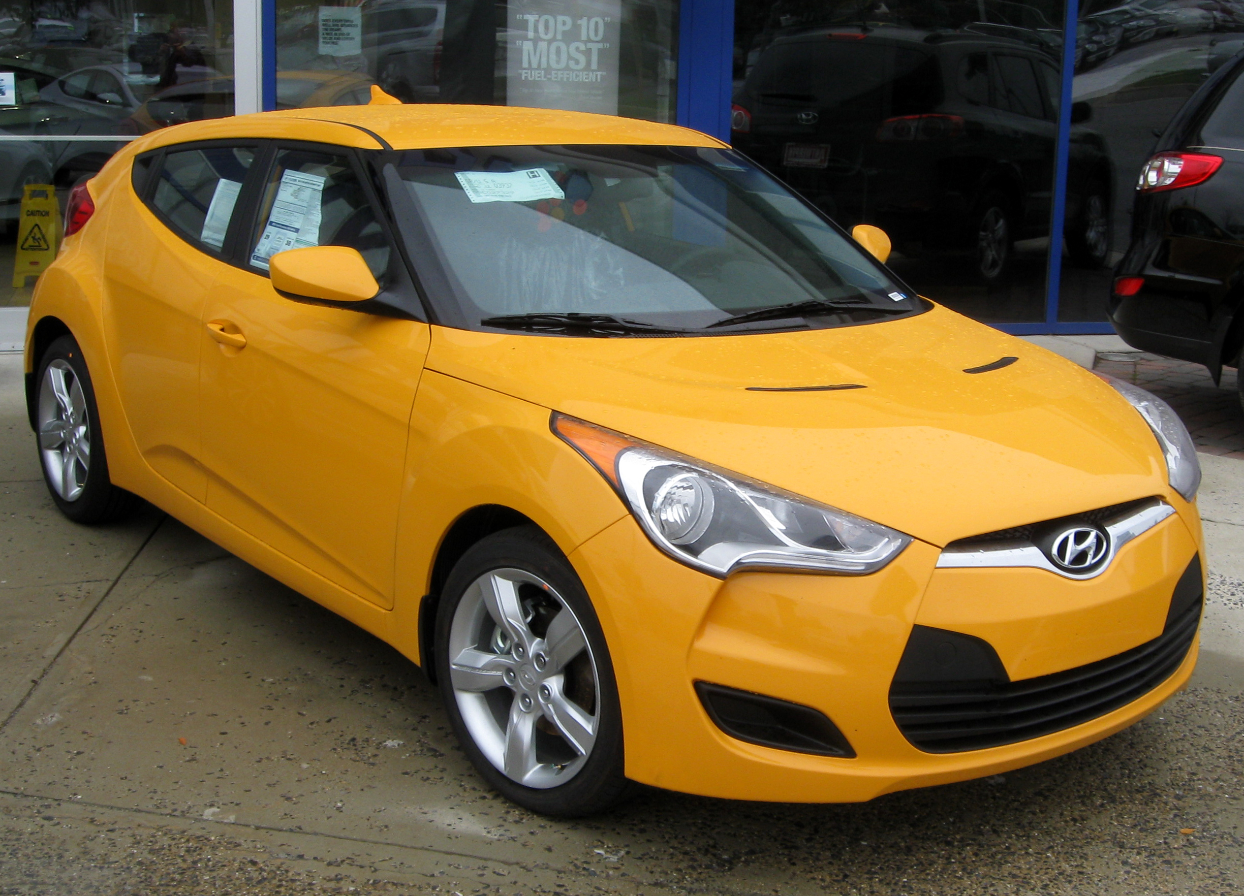 Image result for hyundai veloster 2012