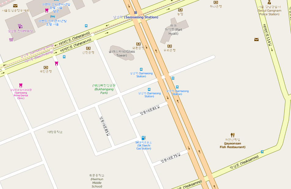 FileA Map for Samseong Stationpng Wikimedia Commons