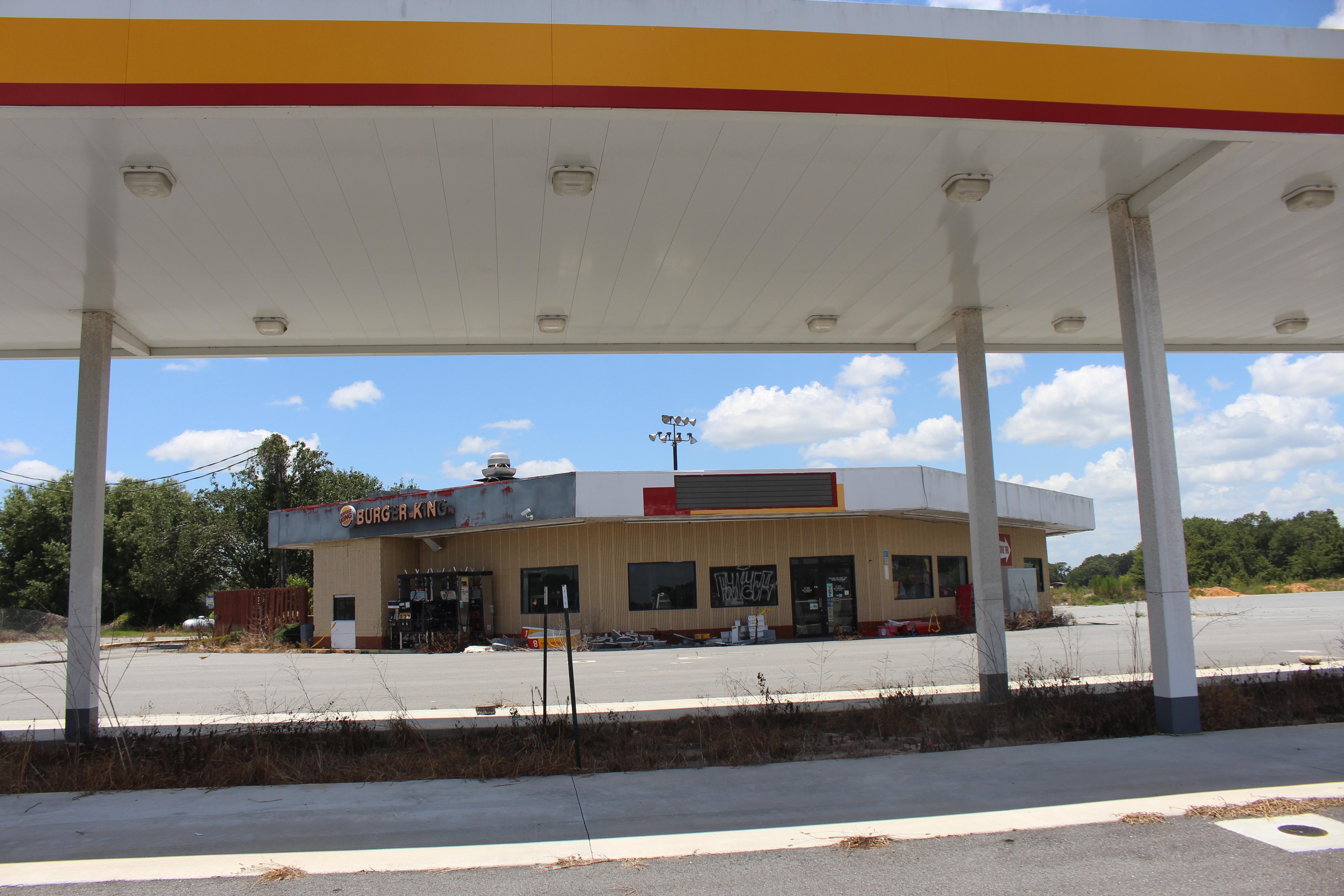 File Abandoned Shell Burger King Madison County 4 Jpg Wikimedia Commons