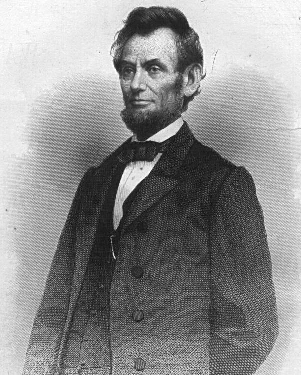 Abraham Lincoln, the President I'd like to meet