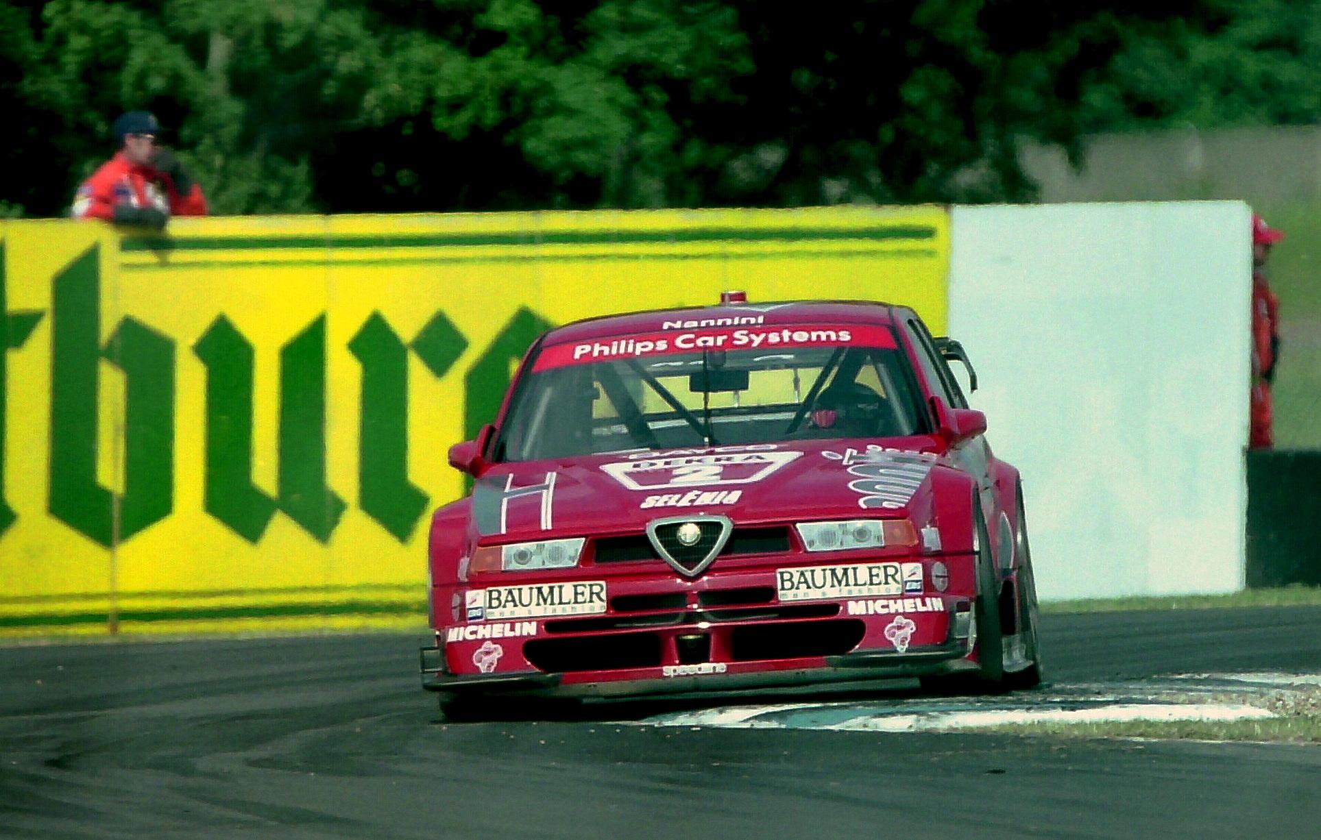 File Alessandro Nannini Alfa Corse Alfa Romeo 155 V6 Ti 94 46745279741 Jpg Wikimedia Commons