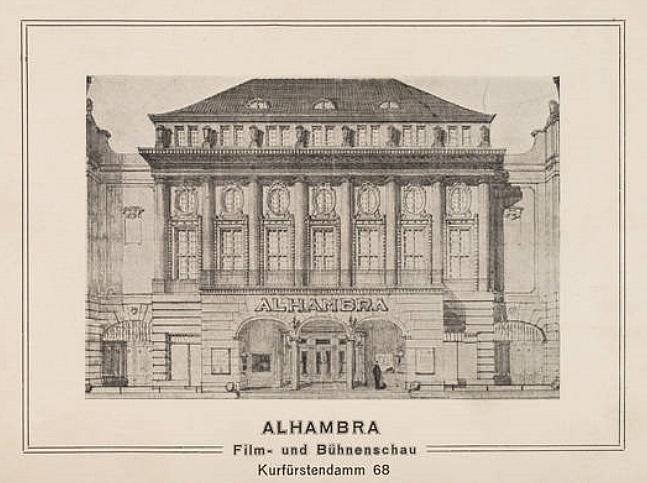 Alhambra Berlin