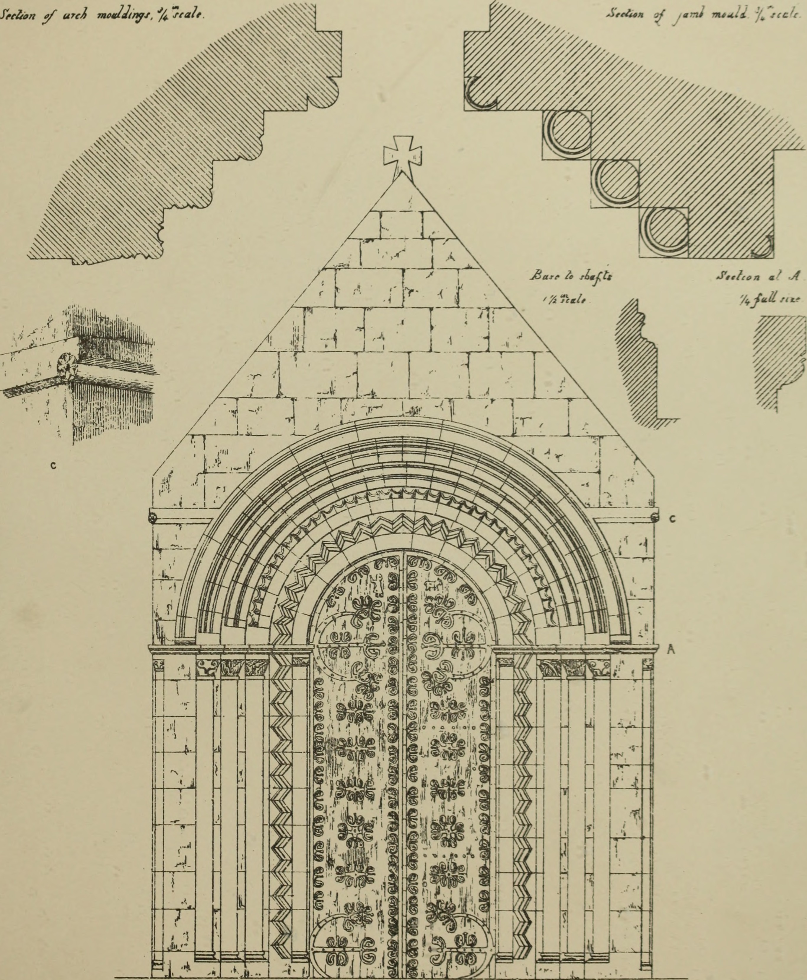 FileAn Analysis Of Gothic Architecture Illustrated By A Series Upwards Seven