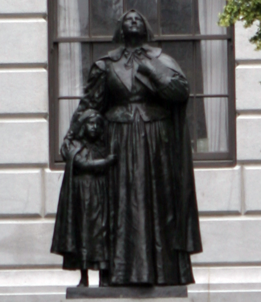 Timeline of Anne Hutchinson's Life