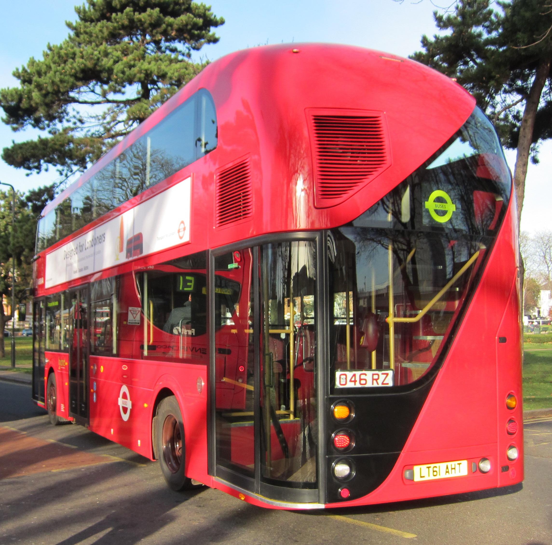 Bus Around London Tour