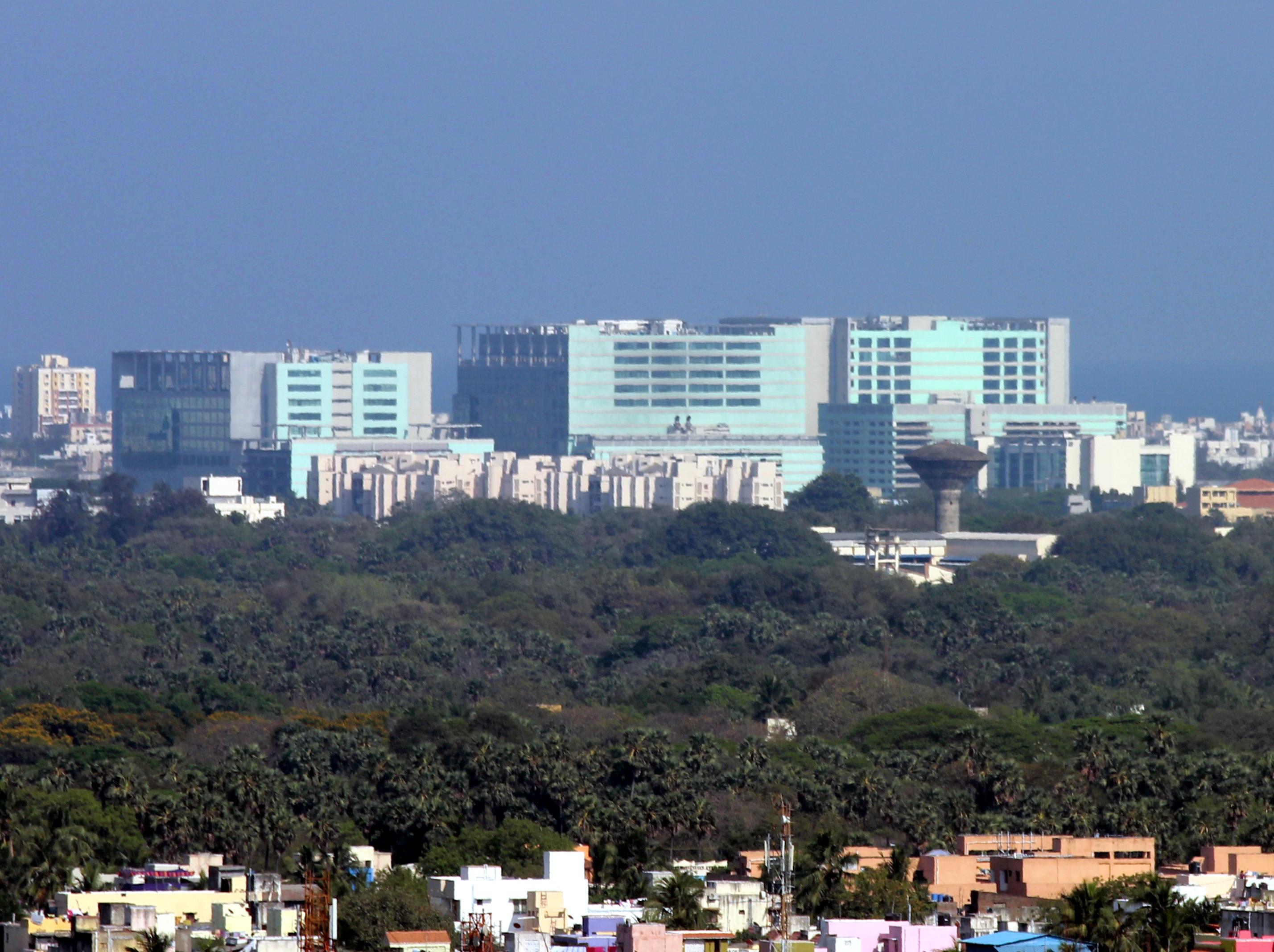 Ascendas Chennai IT Park