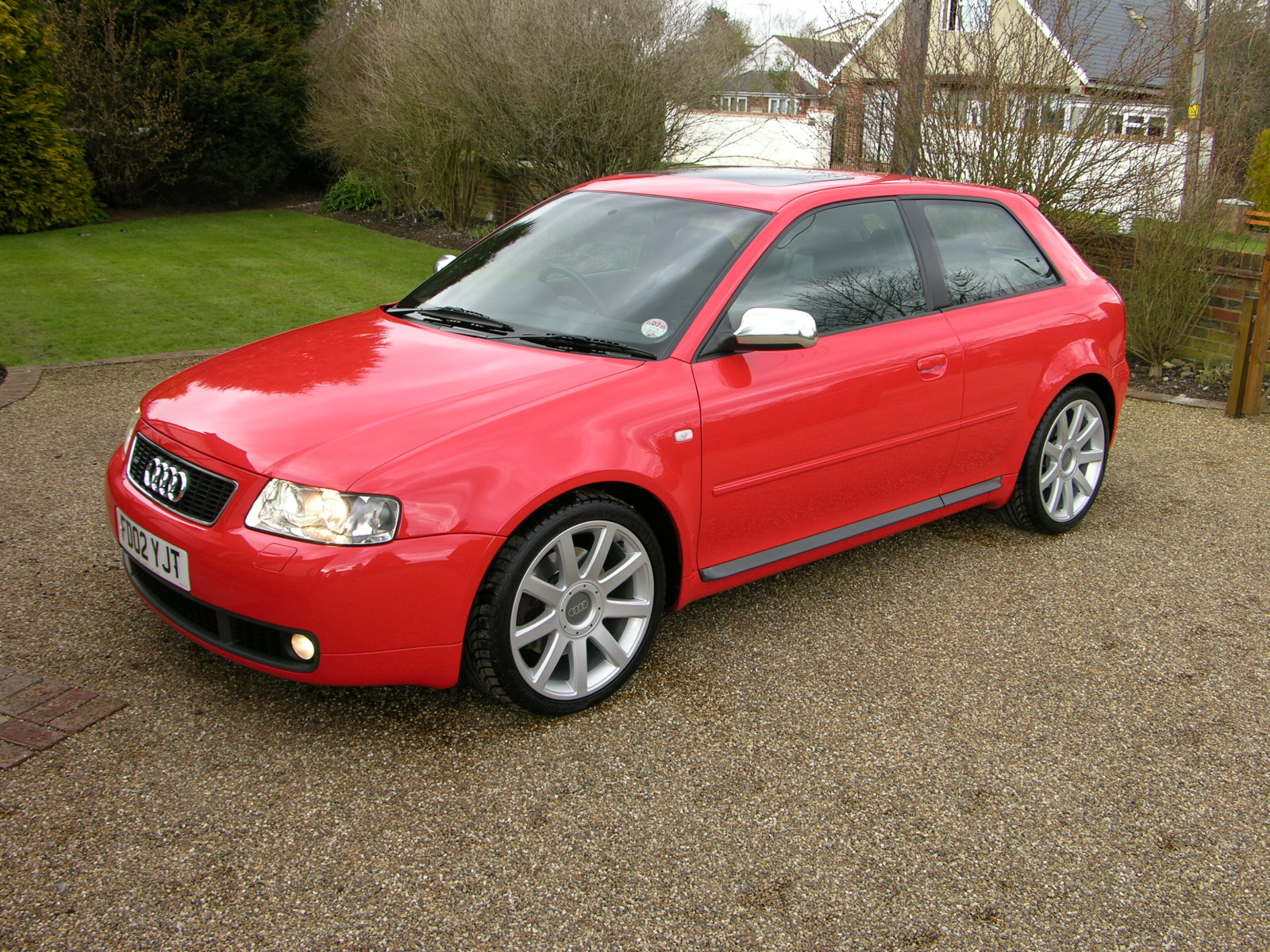 File Audi S3 2002 Absolute Red Flickr The Car Spy 11