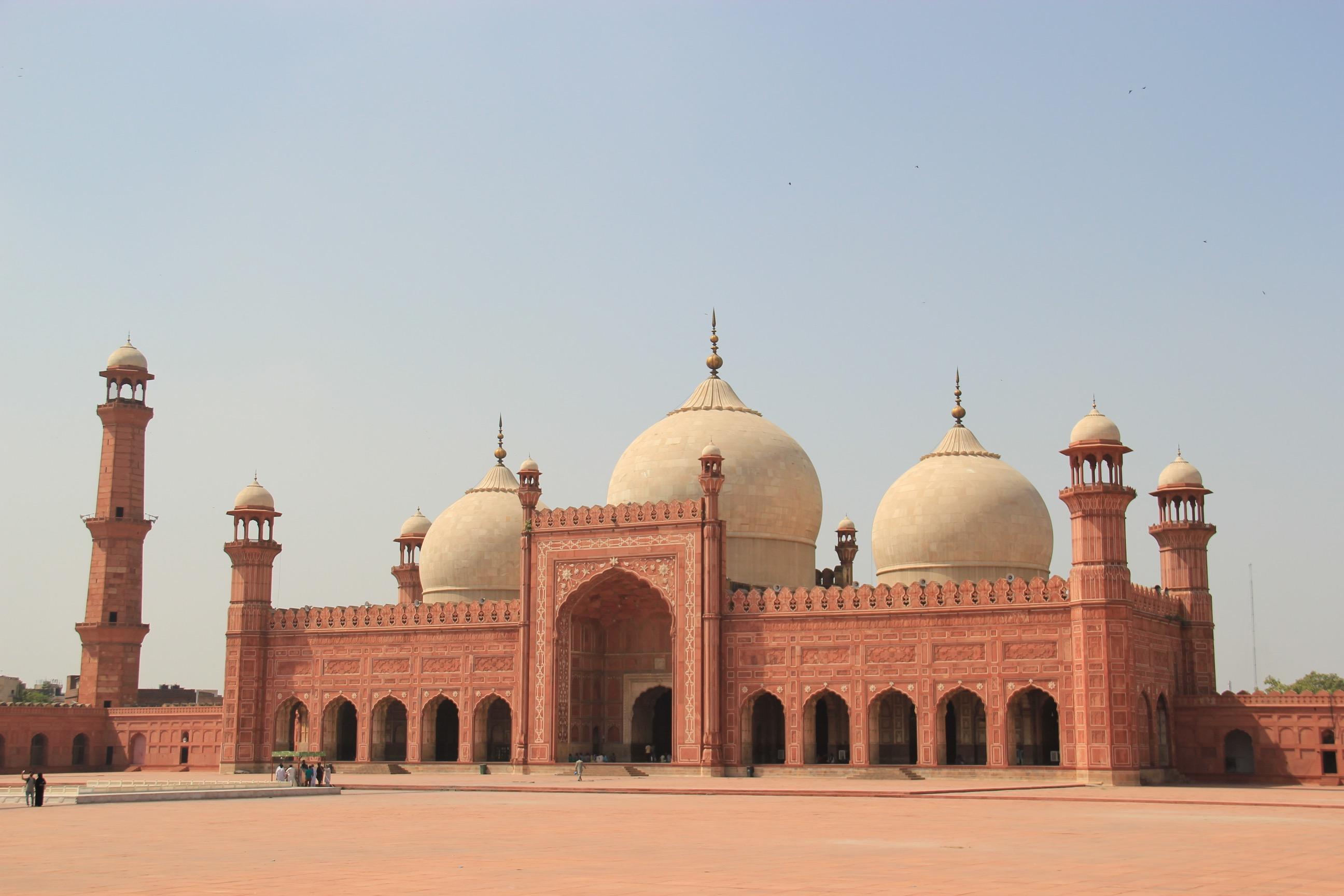Badshahi Mosque - Wikipedia