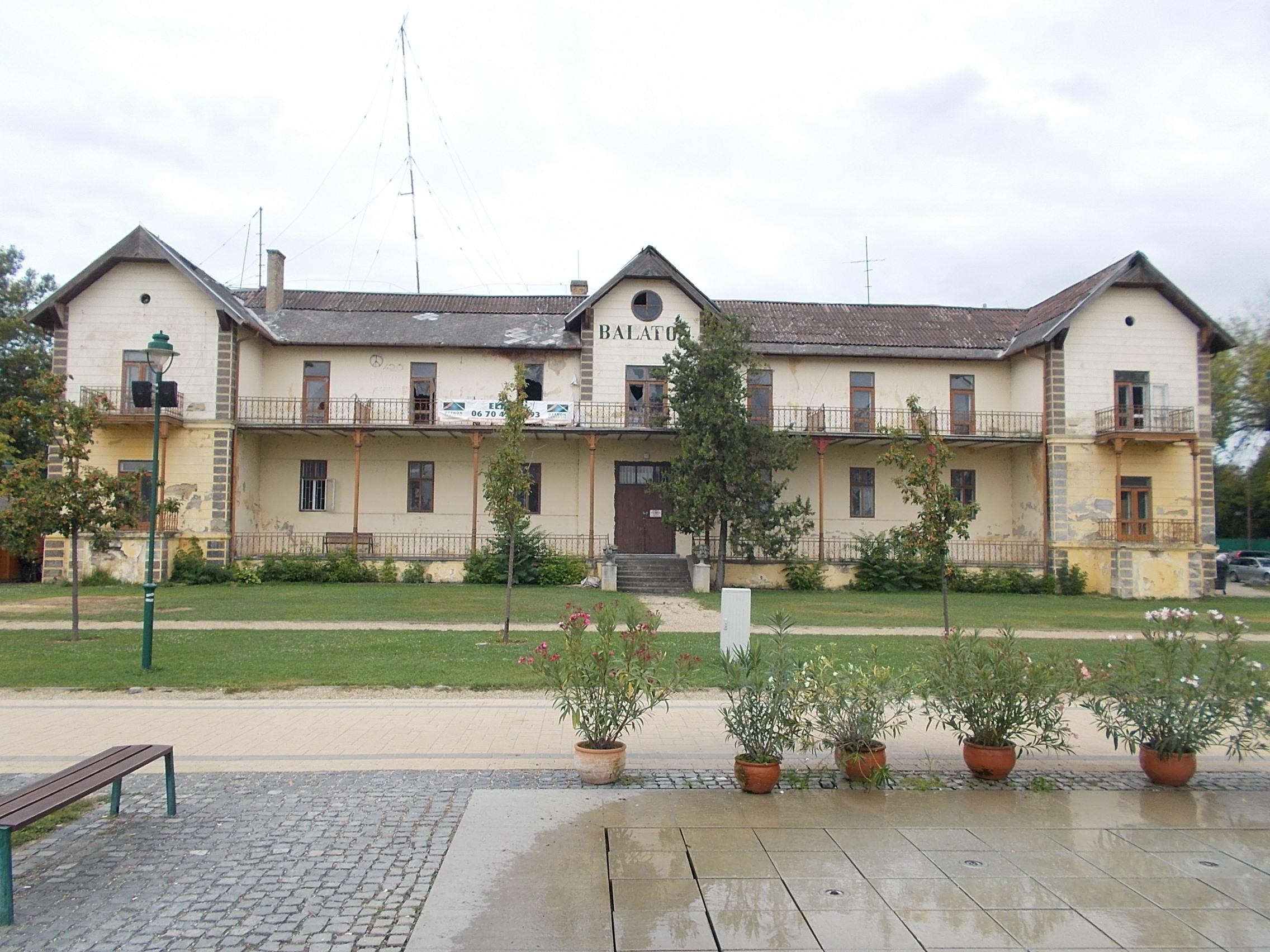 File Balaton Hotel 1895 Se In Keszthely 2016 Hungary