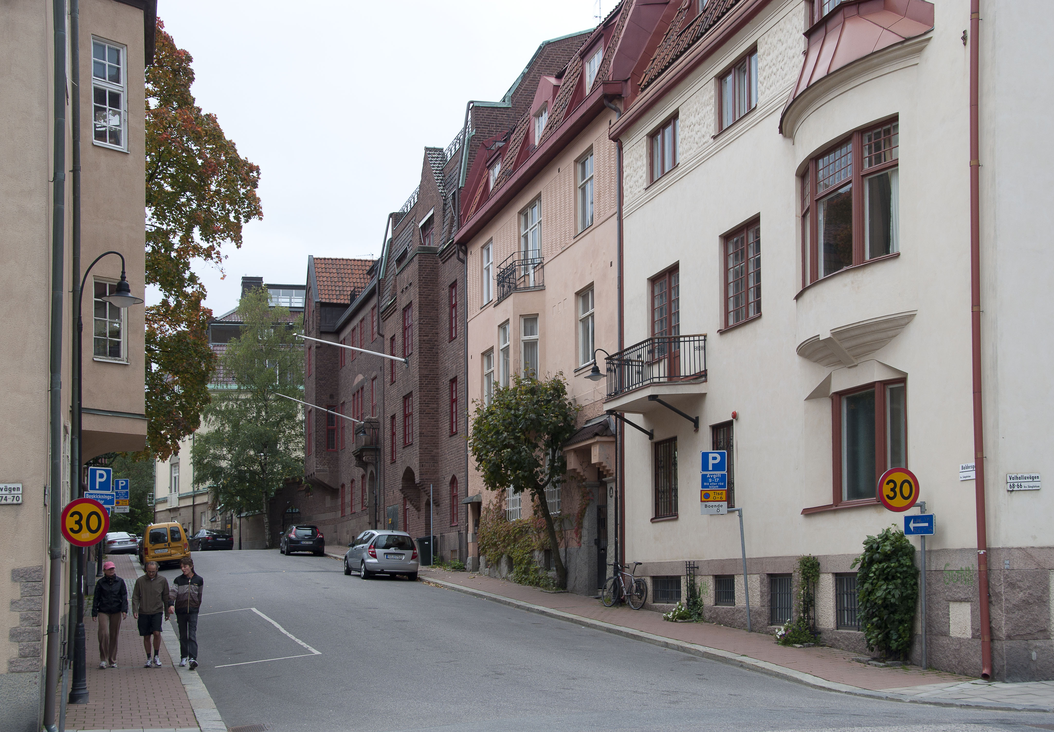 baldersgatan