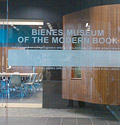 Bienes Museum of the Modern Book