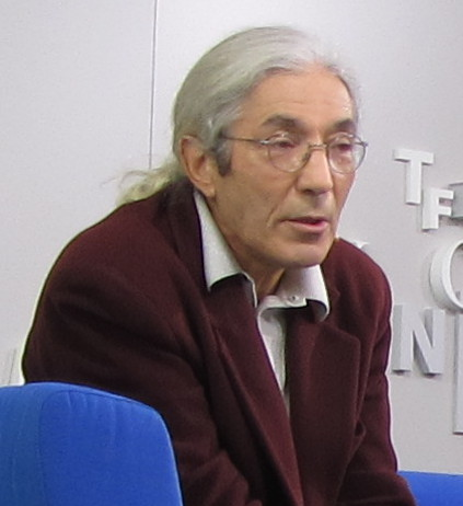 Boualem Sansal, 2012. Bild: wikimedia.org/PD