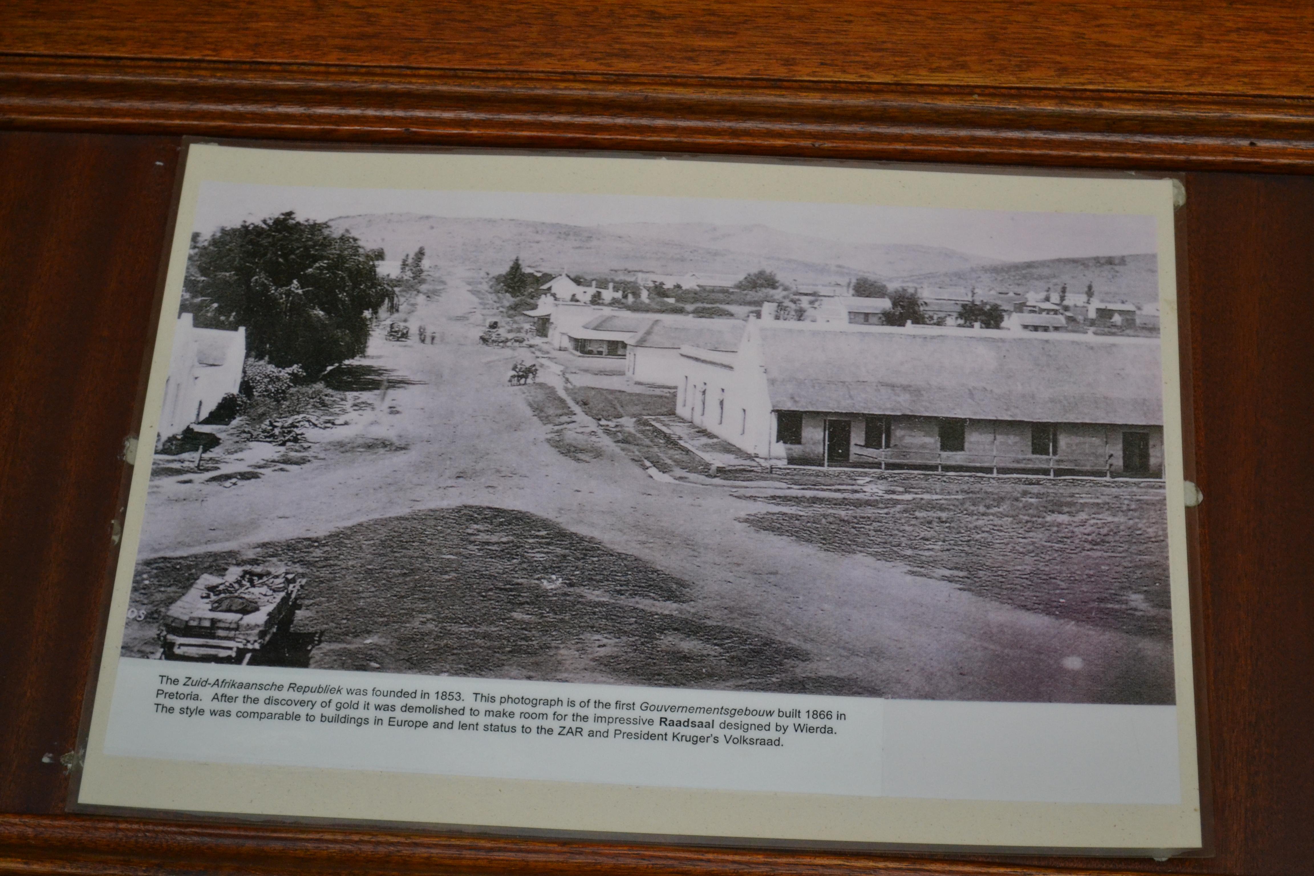 Pretoria datant Vitesse de datation dans Rockford il