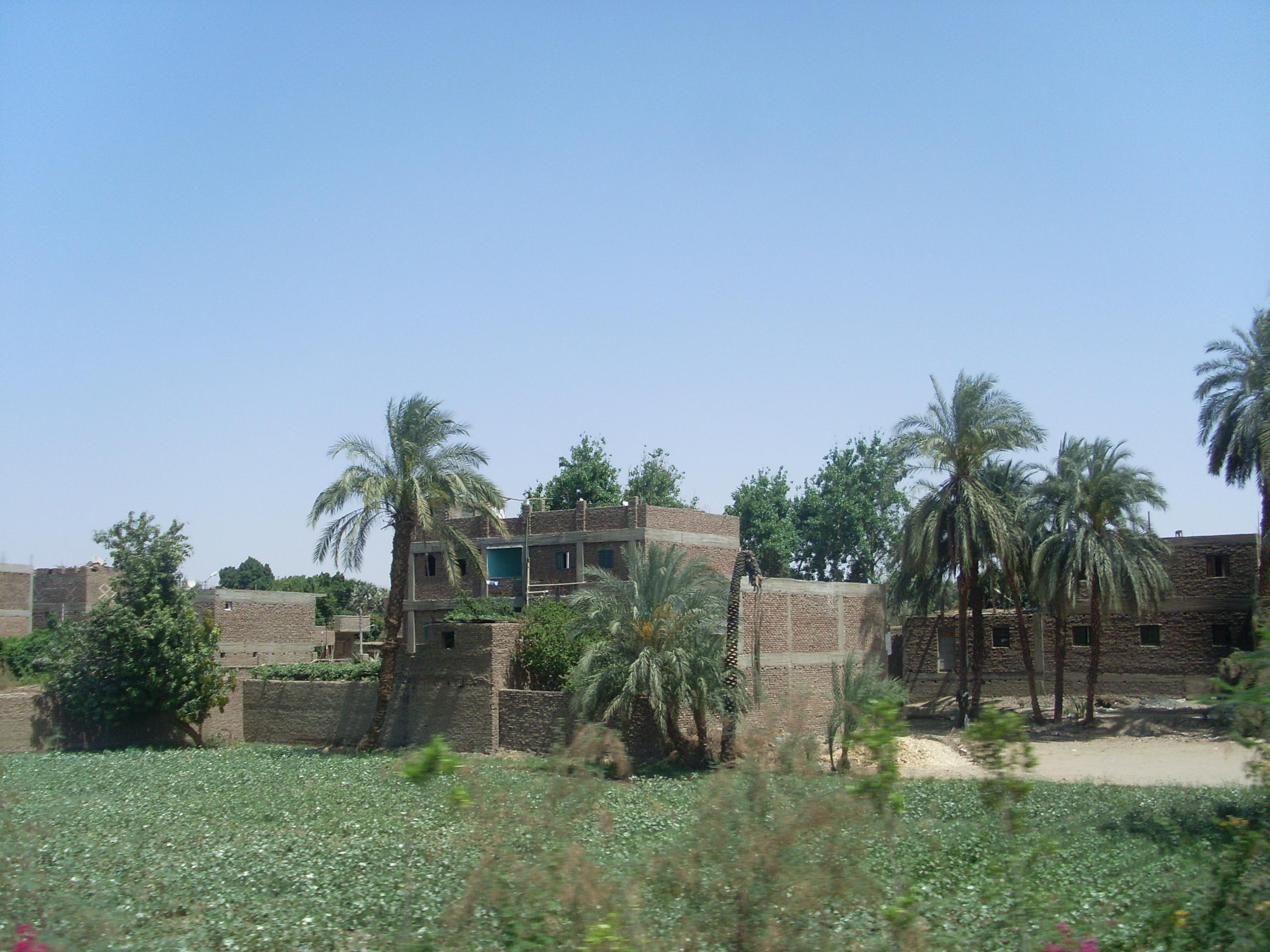 File casas valle del nilo egipto abril de 2009 jpg - Casas mollet del valles ...