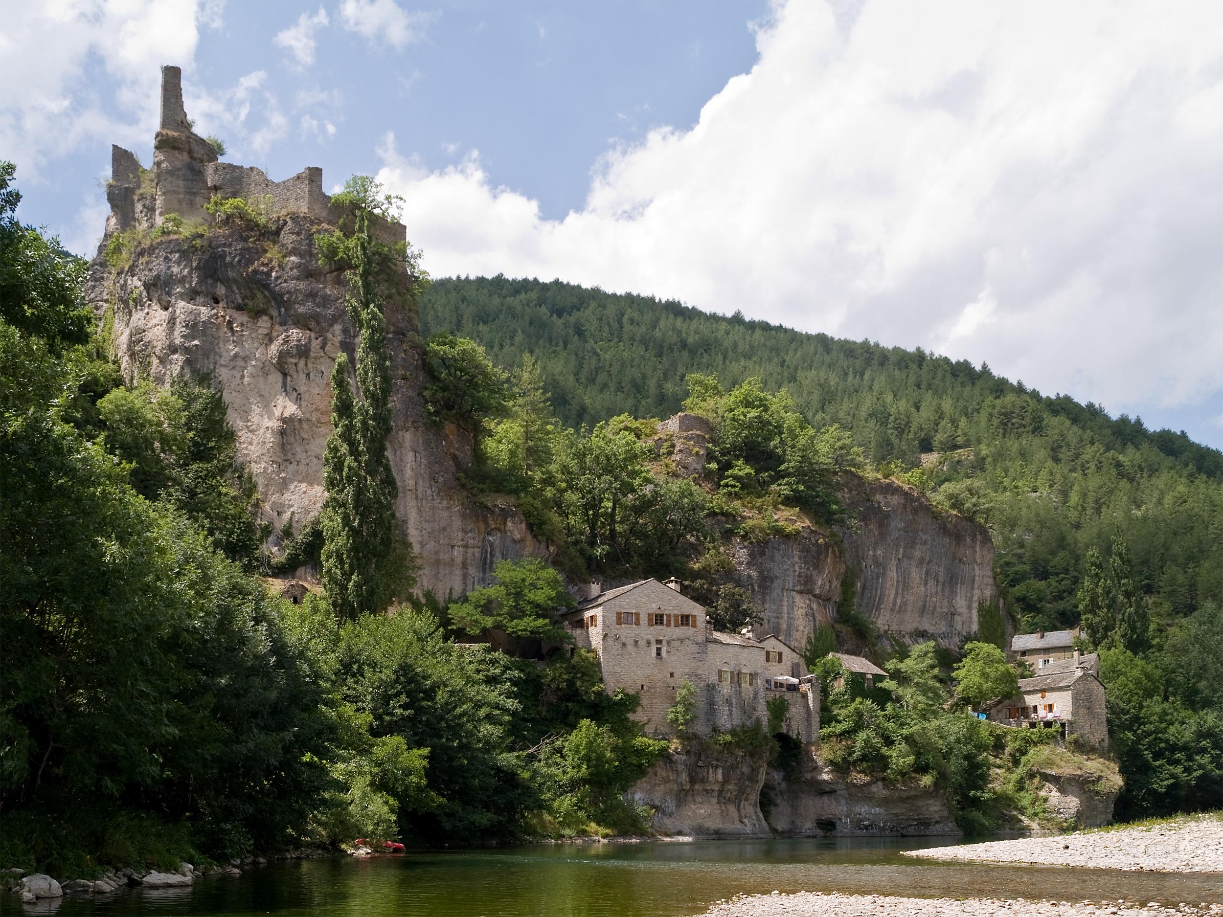 Les Gorges du Tarn | Sites et Paysages, des campings ...