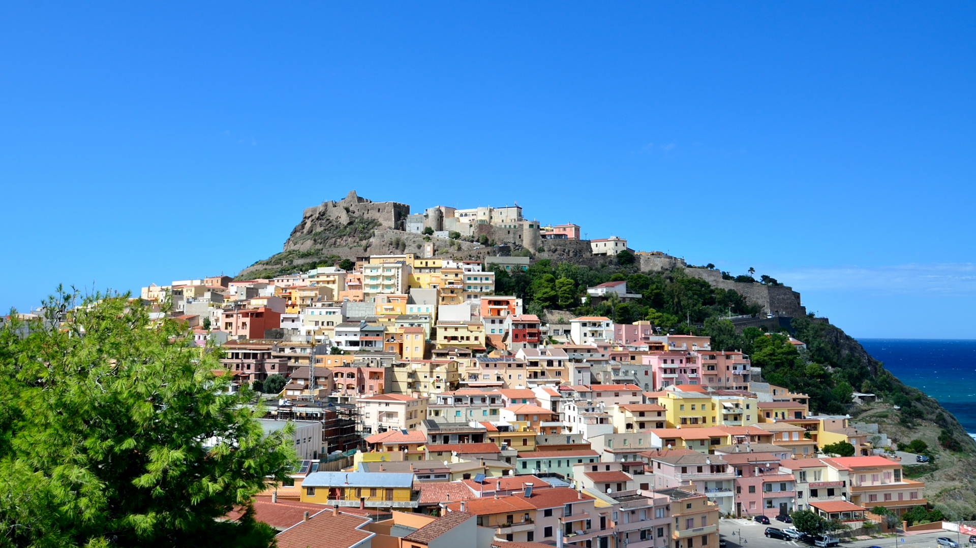 Castelsardo Italy  city pictures gallery : Description Castelsardo Province of Sassari Sardinia, Italy 13 ...