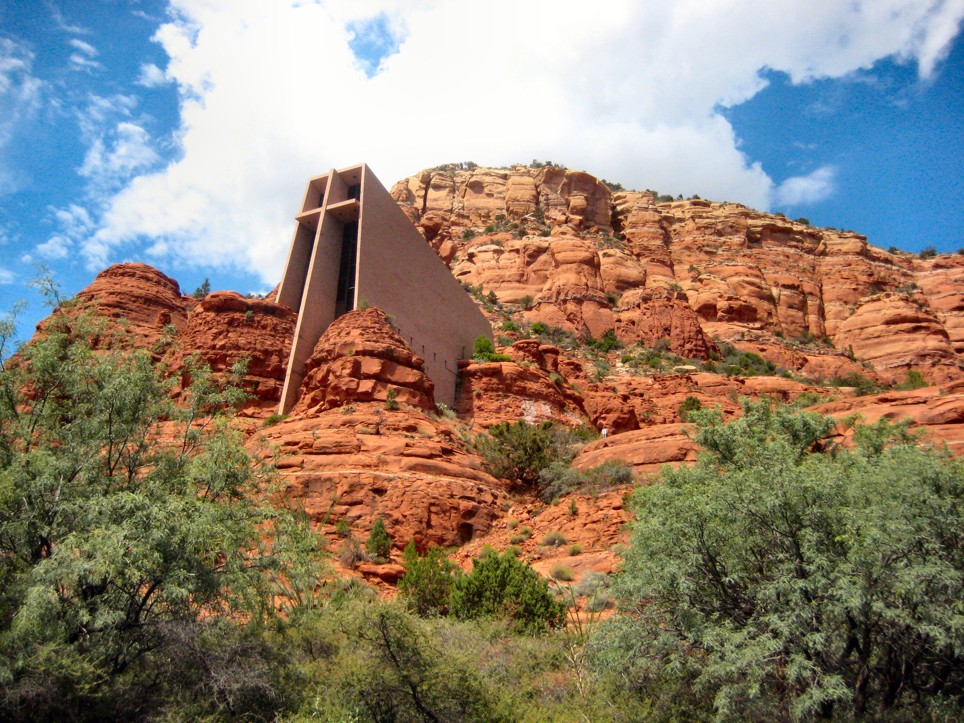 Chapel of the holy cross for The sedona