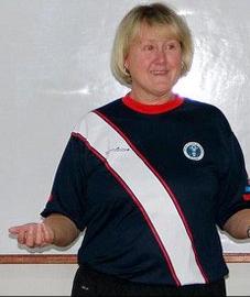 Cheryl Bailey Association football administrators