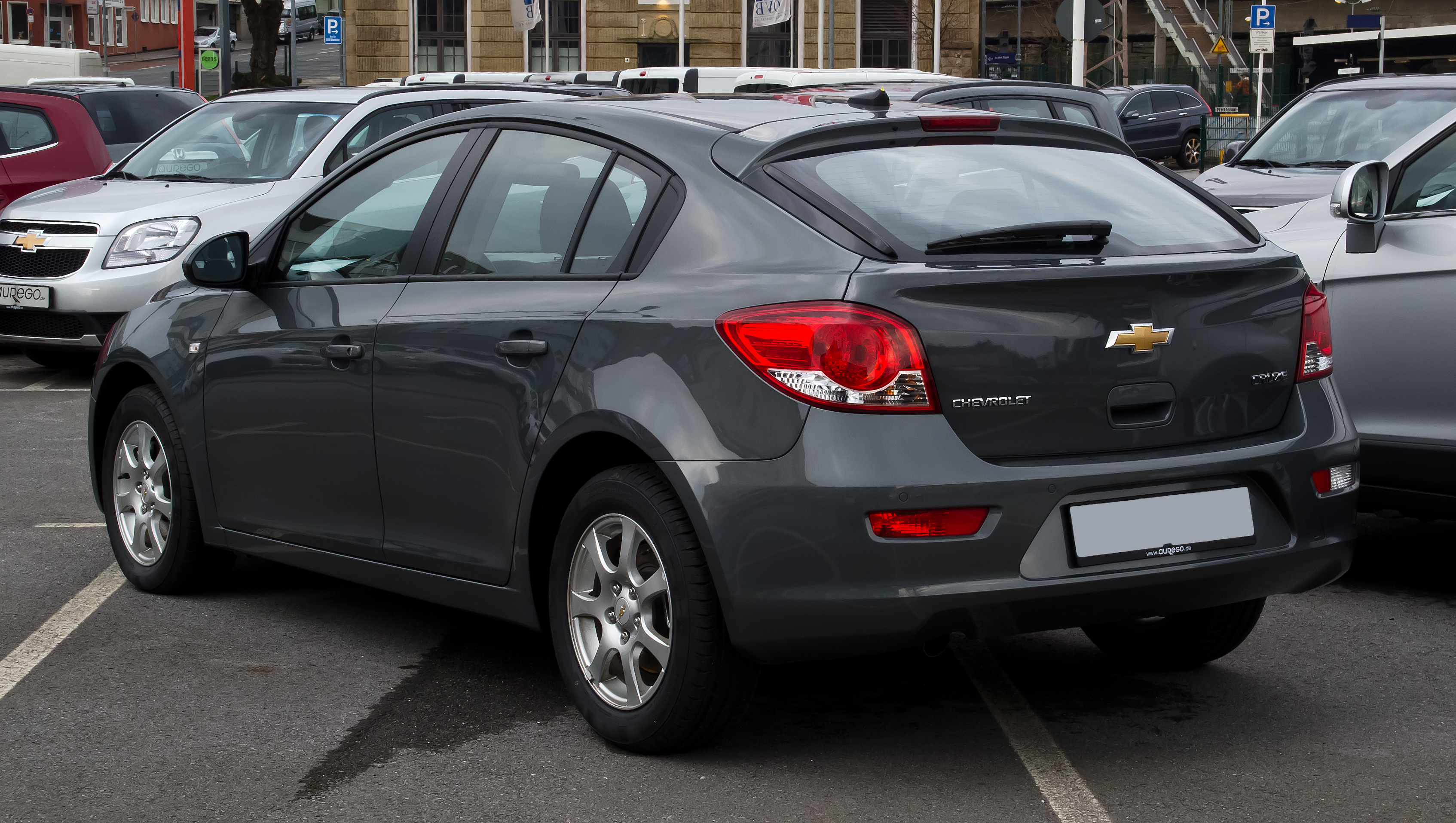 File Chevrolet Cruze Lt 2 0 D Business Edition
