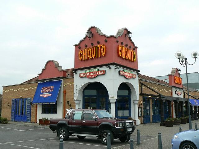 Mexican Restaurant Swindon